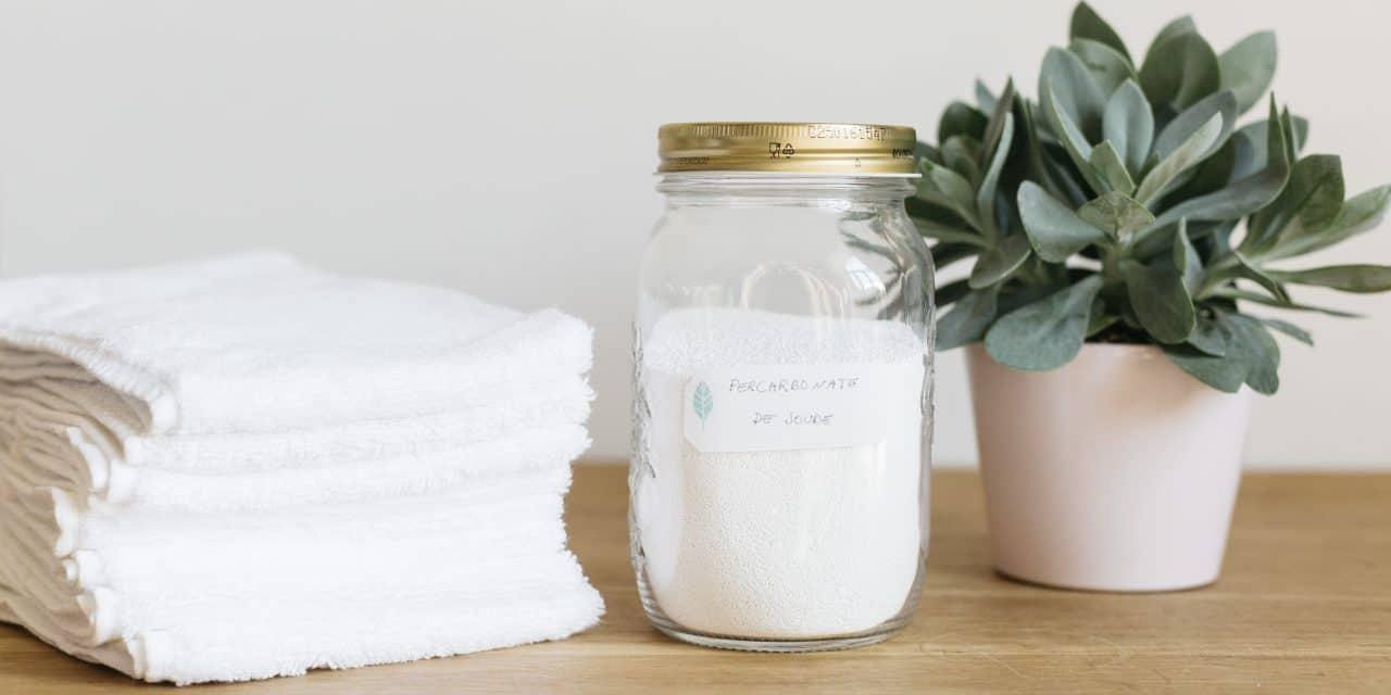 réduire ses déchets grâce aux produits ménagers naturels faits maison