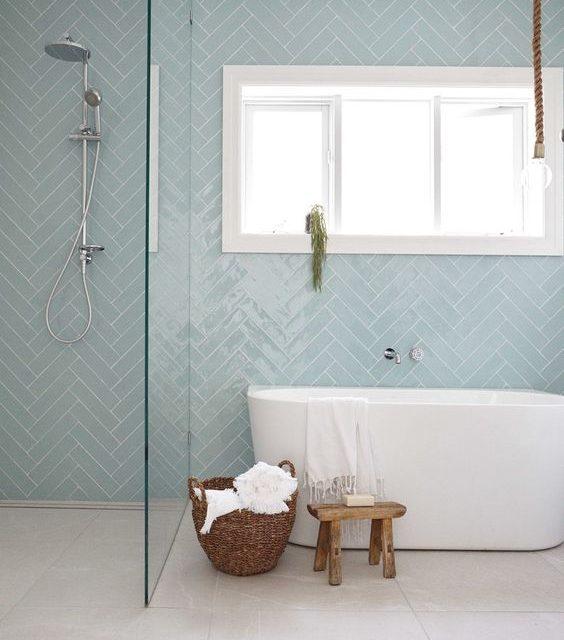 entretenir sa douche avec la pierre d'argile et le vinaigre blanc, au naturel, de façon écologique et économique
