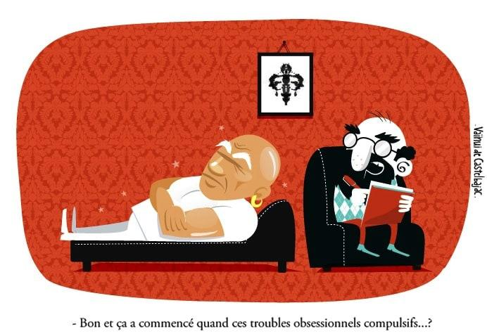 Vaïnui de Castelbajac - monsieur propre