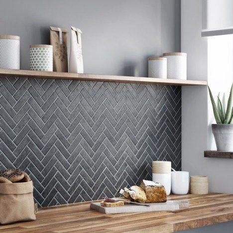 plan de travail bois et cr dence pierre lilycraft. Black Bedroom Furniture Sets. Home Design Ideas