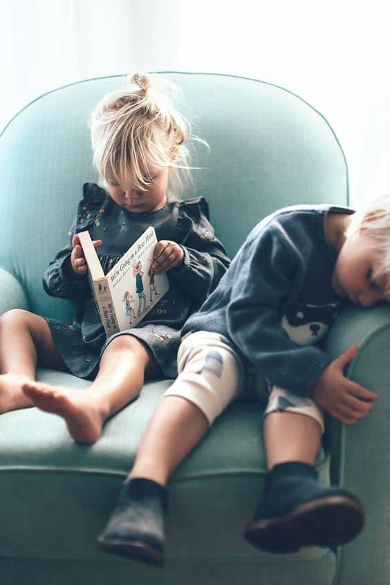 les petits blonds