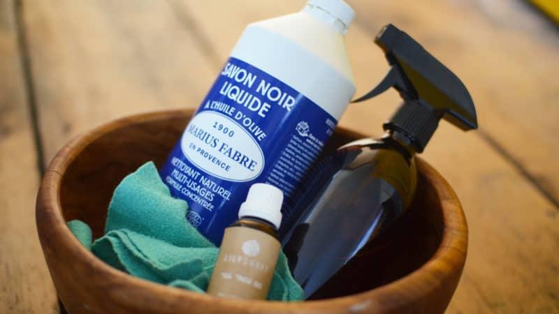 ingrédients spray naturel