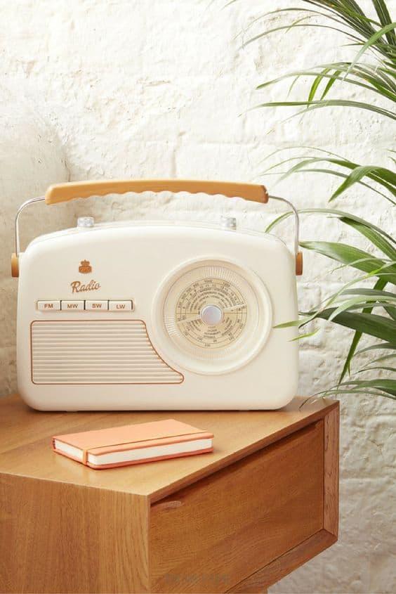 radio blanche